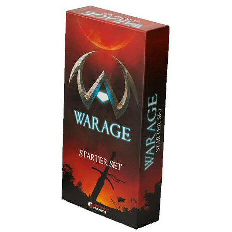 WARAGE STARTER SET - GIOCO DI CARTE