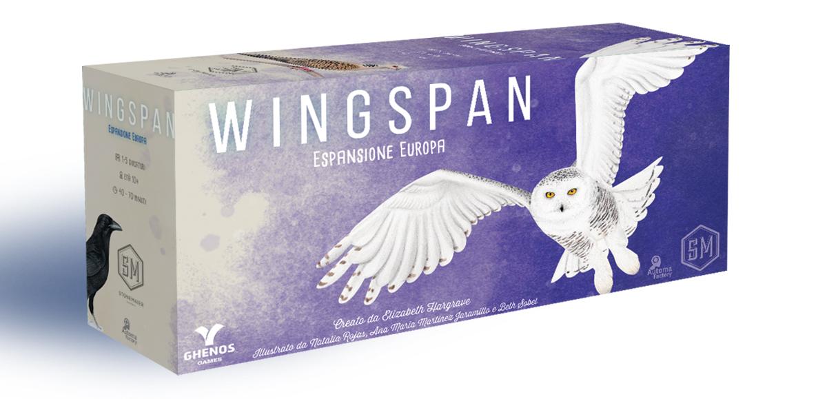 WINGSPAN: ESPANSIONE EUROPA