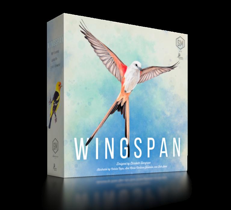 WINGSPAN - NUOVA EDIZIONE ITALIANA