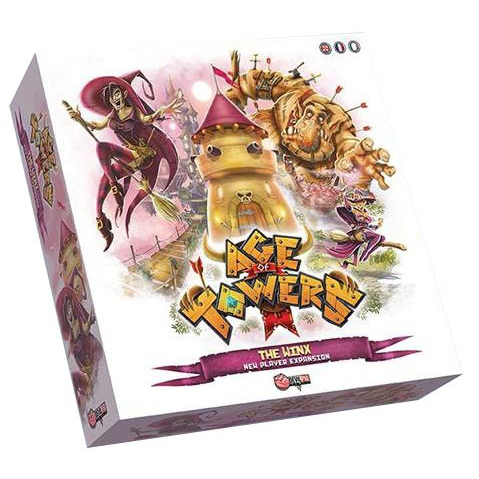 AGE OF TOWERS - THE WINX - ESPANSIONE