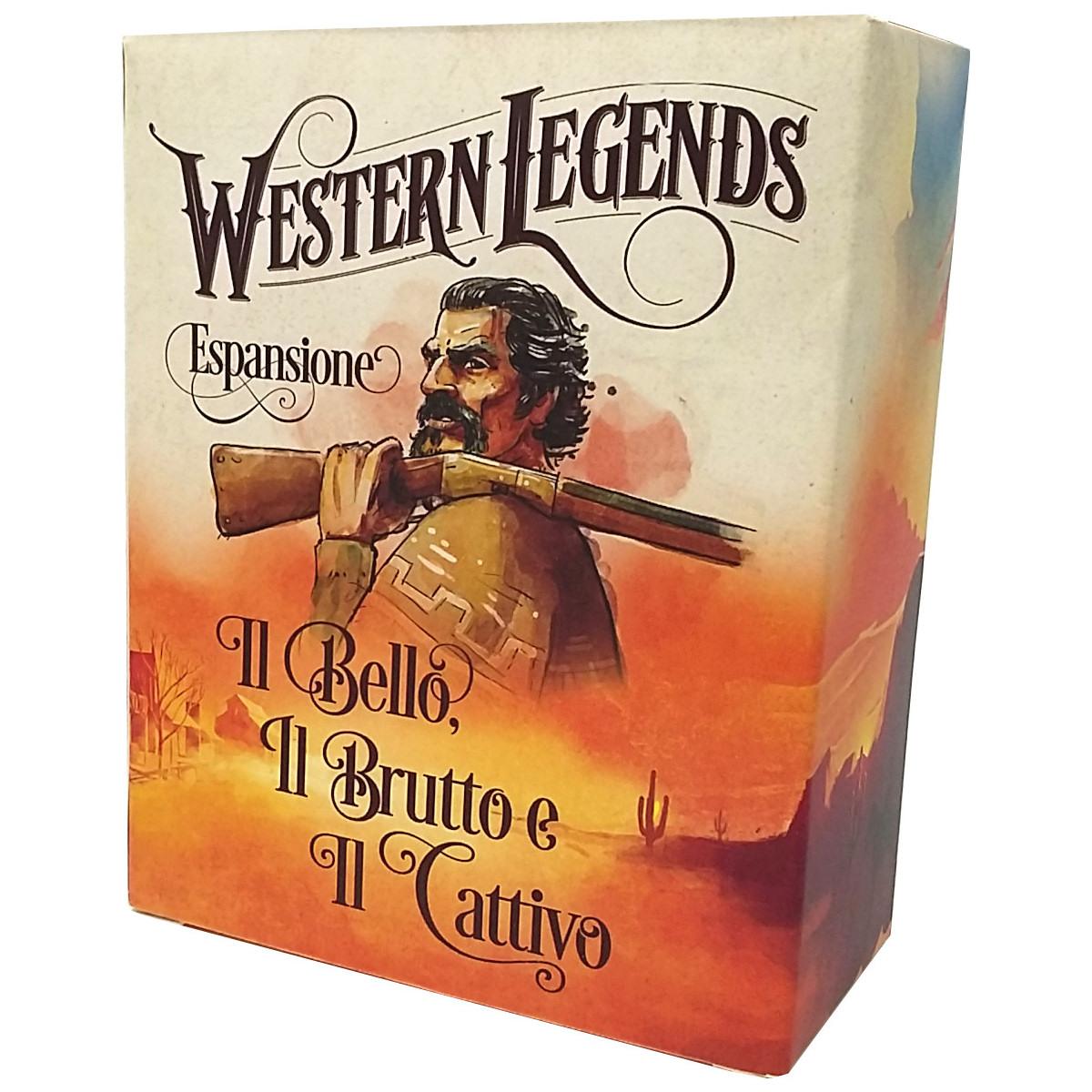 WESTERN LEGENDS - IL BELLO, IL BRUTTO E IL CATTIVO - ESPANSIONE