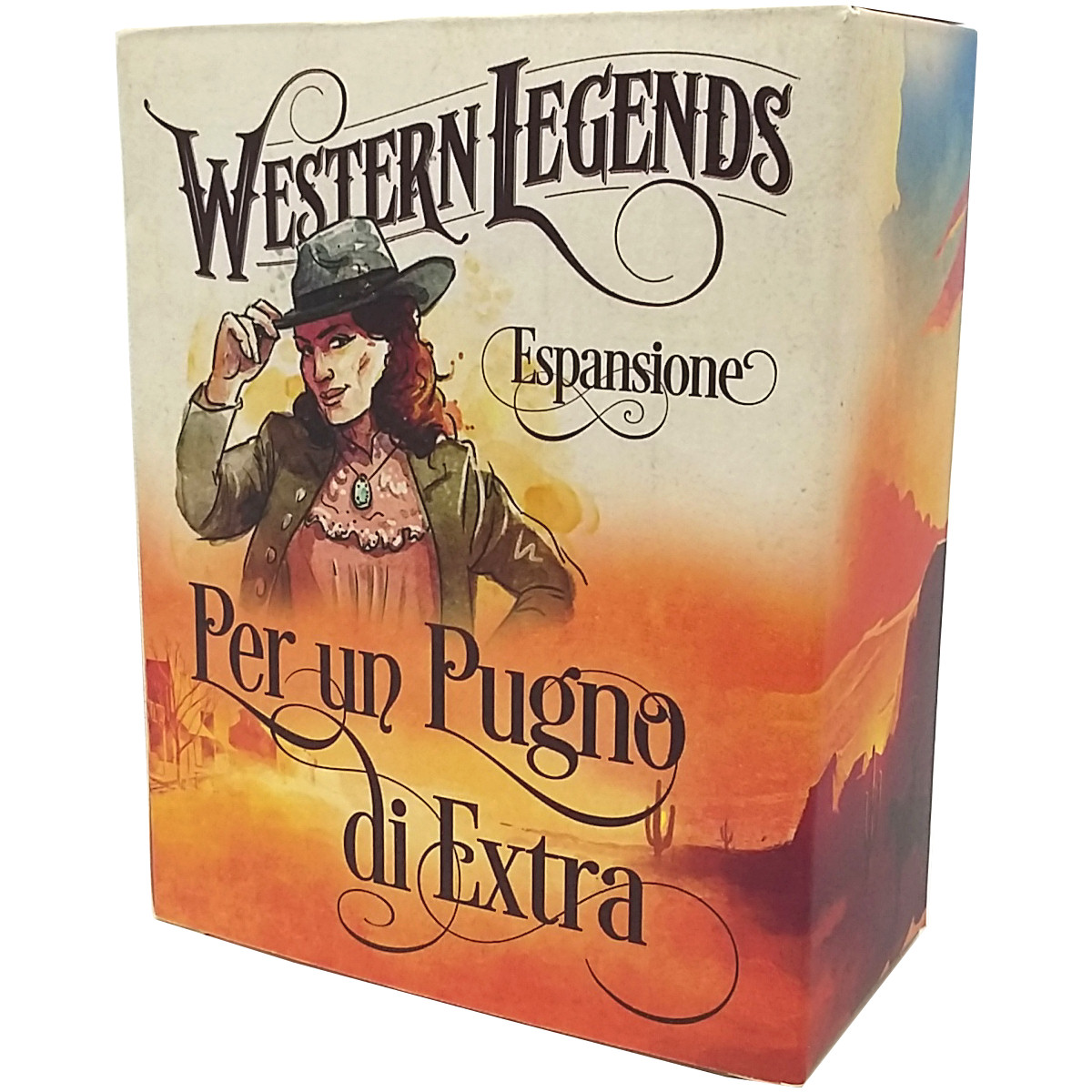 WESTERN LEGENDS - PER UN PUGNO DI EXTRA - ESPANSIONE