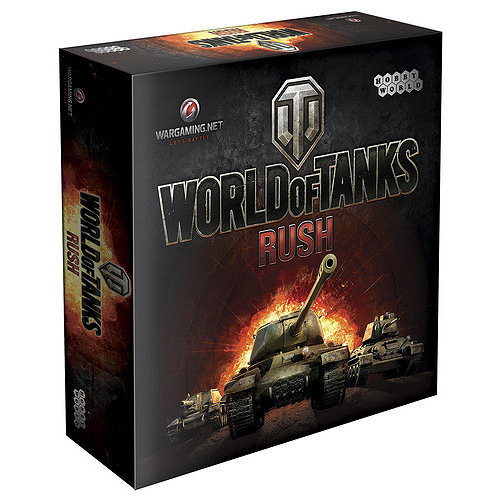 WORLD OF TANKS RUSH - GIOCO DI CARTE