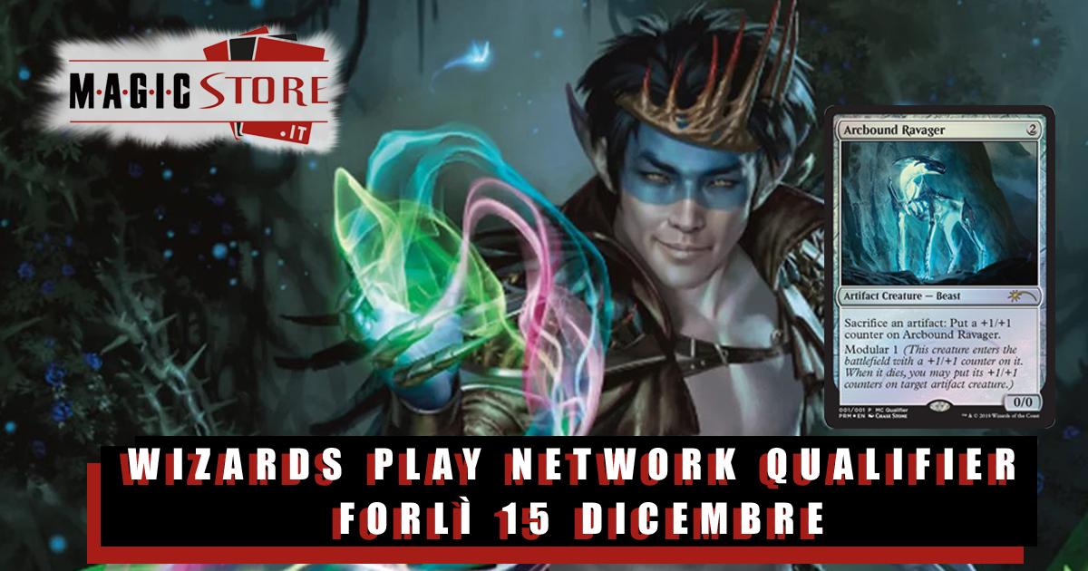 WPN QUALIFIER OPEN - FORLì 15 DICEMBRE BY MAGICSTORE.IT