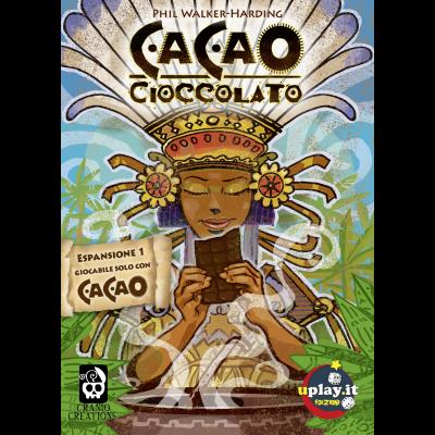 CACAO: CIOCCOLATO - ESPANSIONE 1
