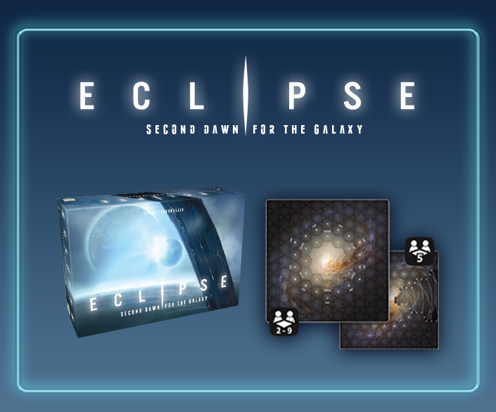 ECLIPSE: SECOND DAWN FOR THE GALAXY - PLAYMAT