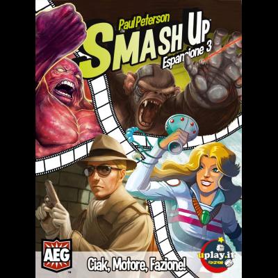 SMASH UP: CIAK, MOTORE, FAZIONE!