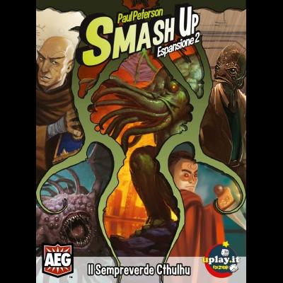 SMASH UP: IL SEMPREVERDE CTHULHU
