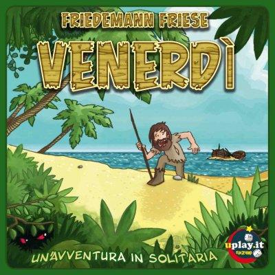 VENERDI' - UN'AVVENTURA IN SOLITARIA