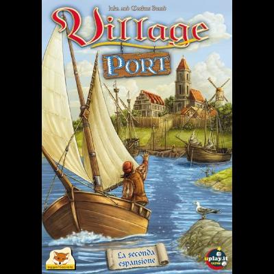 VILLAGE PORT - ESPANSIONE