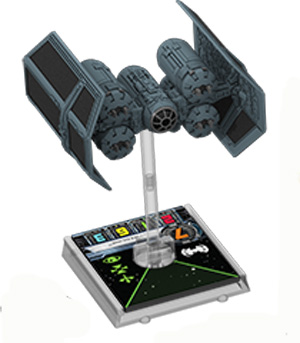 STAR WARS: X-WING - PUNITORE TIE