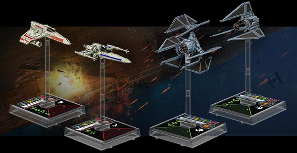 STAR WARS: X WING - WAVE IV - Z-95 HEADHUNTER