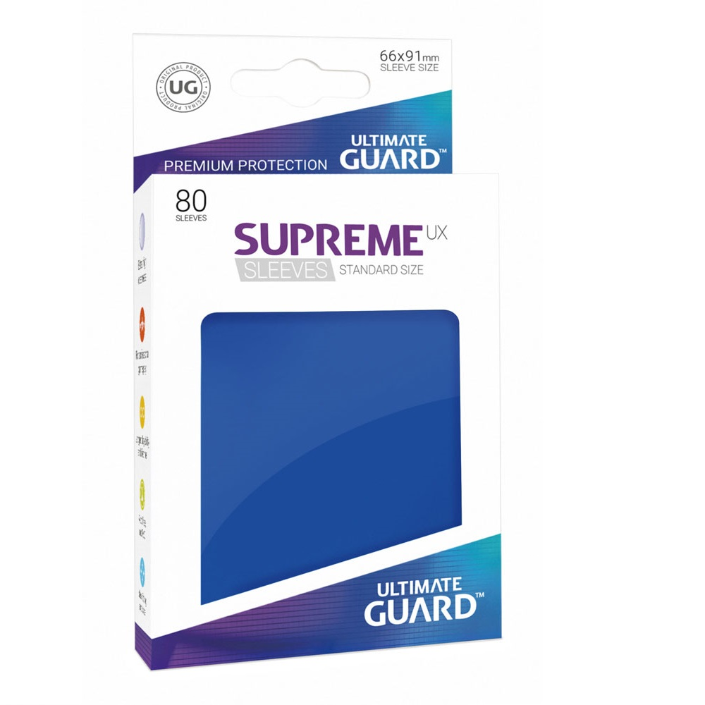 UGD SUPREME UX SLEEVES STANDARD SIZE - BLUE 80