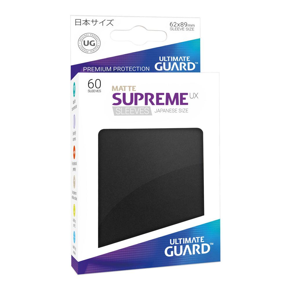 UGD SUPREME UX SLEEVES JAPANESE SIZE - MATTE BLACK 60