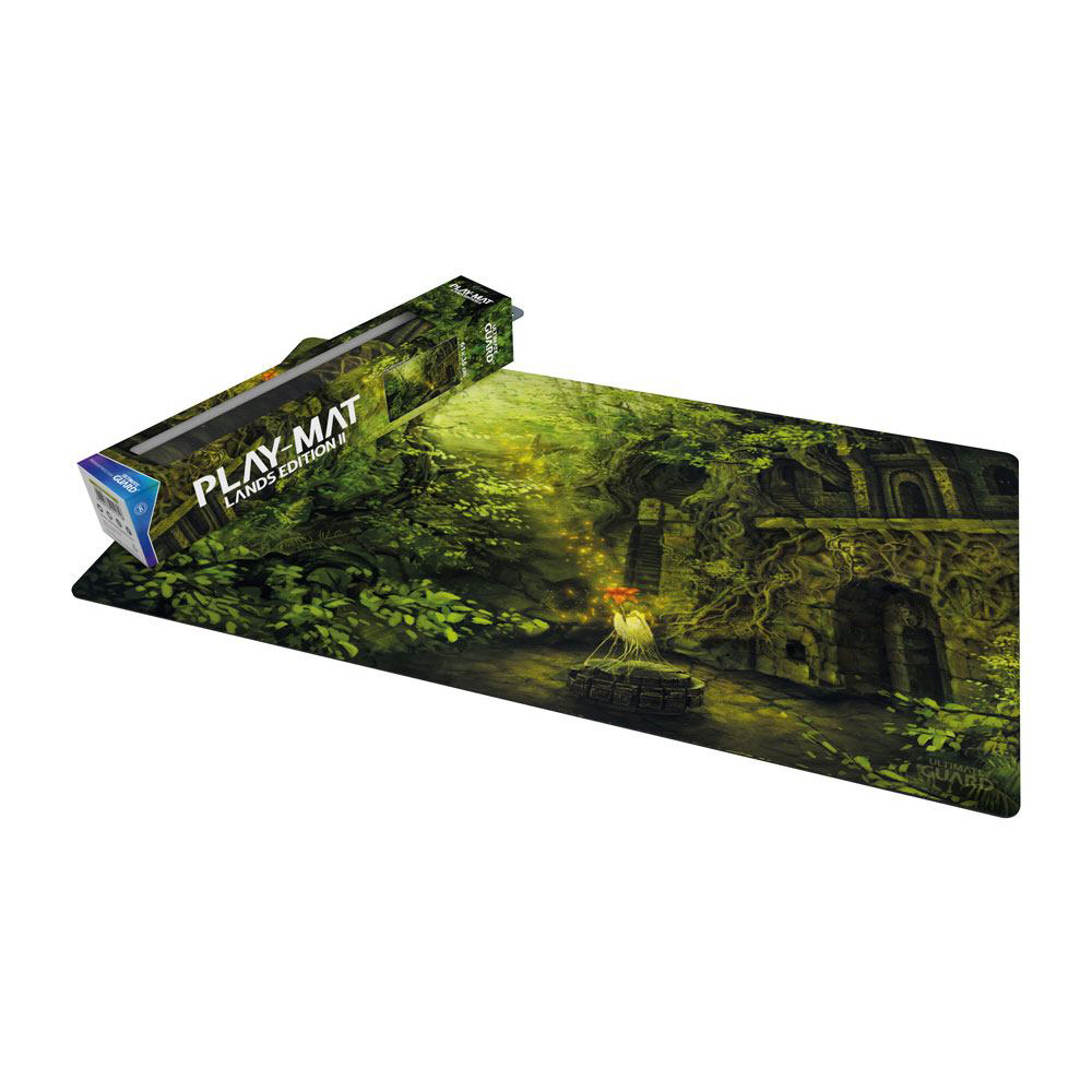 UGD TAPPETINO PLAY-MAT LANDS EDITION II FOREST 61 X 35 CM