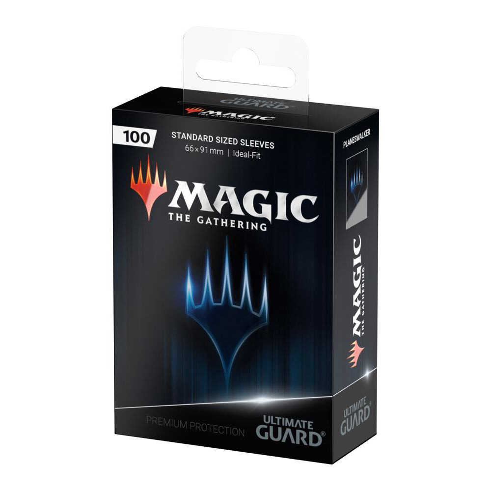 UGD MAGIC PRINTED SLEEVES STANDARD SIZE PLANESWALKER (100)