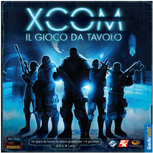 XCOM: IL GIOCO DA TAVOLO - EDIZIONE ITALIANA