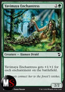 INCANTATRICE DI YAVIMAYA