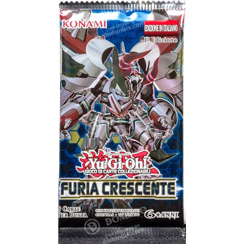 FURIA CRESCENTE - 3 BUSTE ITA