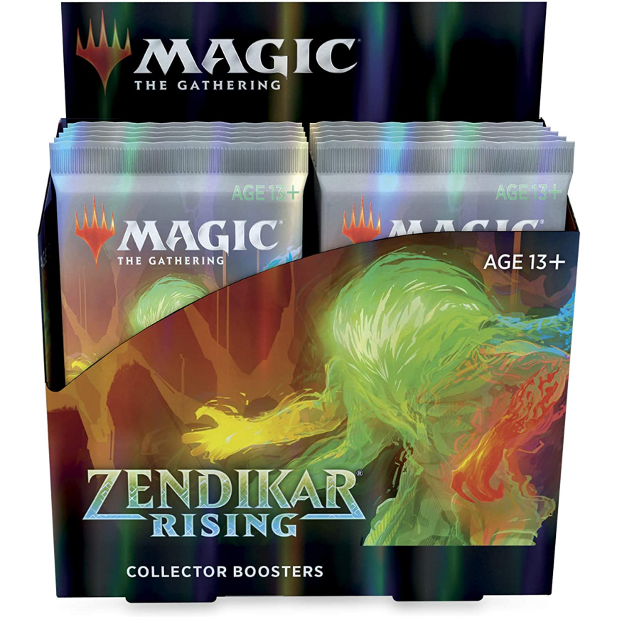 ZENDIKAR RISING - COLLECTOR BOOSTER 12 PZ - INGLESE
