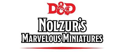 D&D Nolzur's Marvelous Miniatures